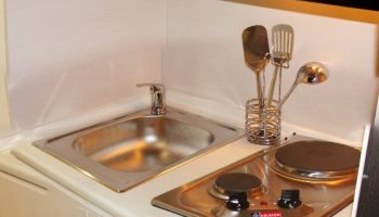 Hotel Dafni Plus Room Kitchenette