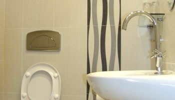 Hotel; Dafni Plus Room Toilet