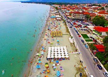 Leptokarya Beach