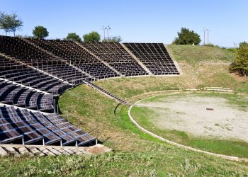 Ancient Theatre of Dion